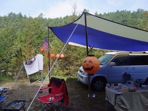 みんなでキャンプ!の反省会
