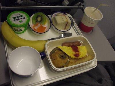 子供の機内食 (JAL)